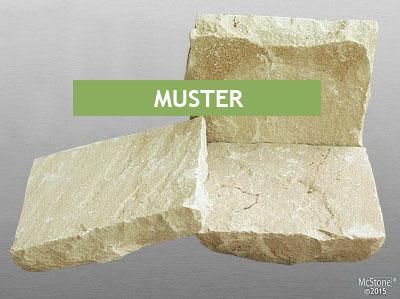 Naturstein Muster bestellen