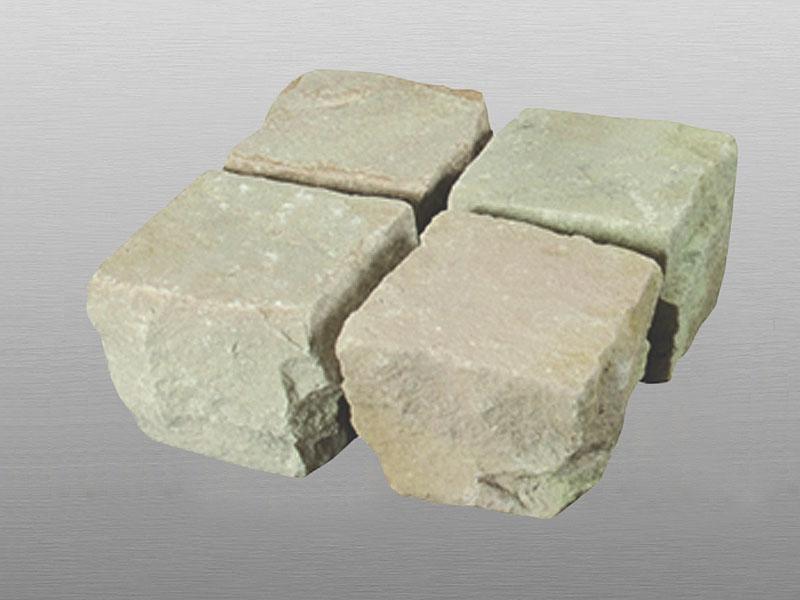 Sandstein Pflastersteine