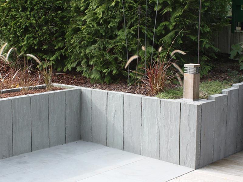 Sandstein Stelen