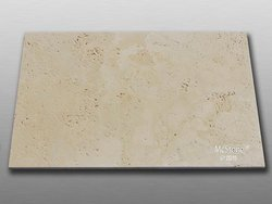 Travertin Beige Light Select gebürstet Fliese 61x40,6x1,2 cm