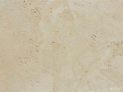 Travertin Beige Light Select gebürstet Fliese 61x61x1,2 cm