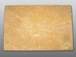 Travertin Yellow (Gold) getrommelt Fliese 61x40,6x1,2 cm...