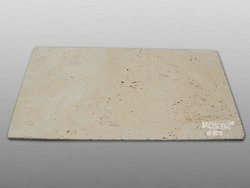 Travertin Beige Select getrommelt Fliese 61x30,5x1,2 cm