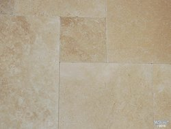 Travertin Beige Select getrommelt Fliese r�mischer...