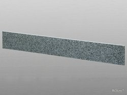 Granit Light Grey G603 poliert Setzstufe 150x16x2 cm grau