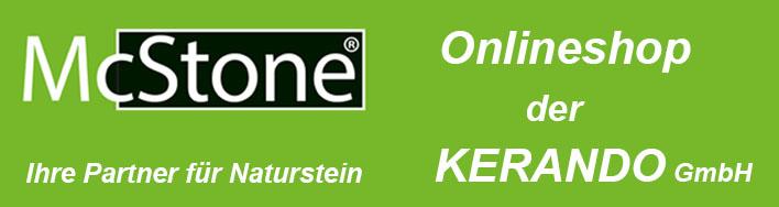 McStone Onlineshop der Kerando