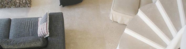 Französische Kalkstein-Fliesen Coeur de Roche